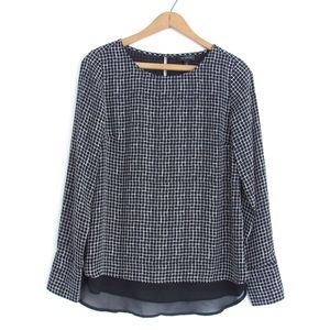 The Limited Black Blouse